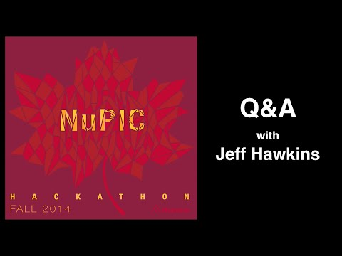 Q&A with Jeff Hawkins
