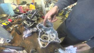 3. Yamaha Blaster Bottom End Rebuild