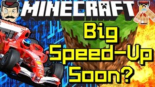 Minecraft News BIG FPS BOOST Coming Soon!?
