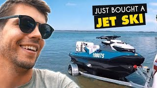 2. Just Bought 2018 Sea Doo GTX 155 Jet Ski