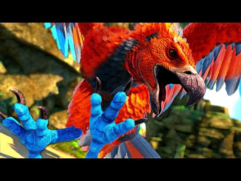 Combining my 2 BEST DINOSAURS into the ULTIMATE TAME! | ARK MEGA Modded #47