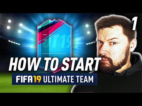 HOW TO START FIFA 19 ULTIMATE TEAM! Episode 1