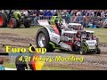 bis 10000 PS ★ ETPC 4,2t Modified Füchtorf 2018 Tractor Pulling Full Class