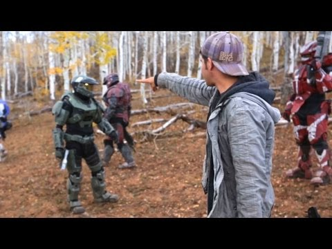 halo - The main video (Halo Medley) will be up on my main channel in the next 24 hours! http://www.youtube.com/devinsupertramp Behind The Scenes by Russ Dixon. You ...