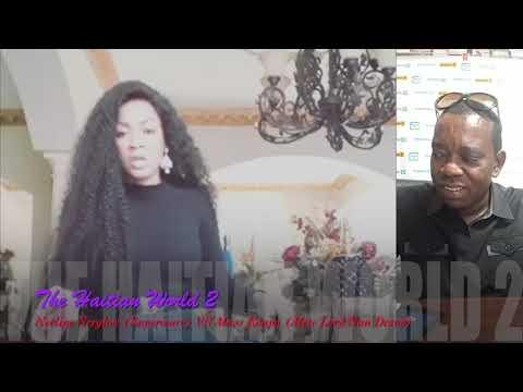 """The Haitian World 2"" Ta sanble Nerline (Nerglow) ta decide bay Mass Konpa repons.Part#5"