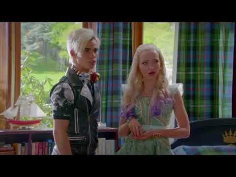 Descendants 2 - You're Just Going To Leave Me With Him? - Part 6 HD
