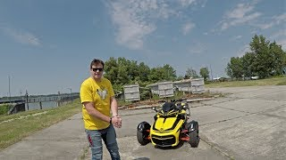 10. BRP Can Am Spyder TOP Upgrades / Modifications