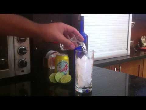 Cocktails: Vodka Tonic - cómo preparar un Vodka Tonic