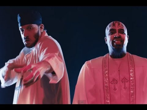 R.A. The Rugged Man & Tech N9ne & Krizz Kaliko - Holla-Loo-Yuh (2013)