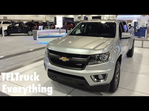 2015 Chevy Colorado: Almost Everything You Ever Wanted to Know