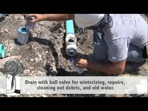 How to Install a Rainwater Collection System for Potable Supply