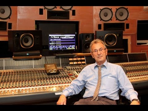 Interview with Al Schmitt (Recording engineer & Producer) about his use of System 6000 from TC Electronic.