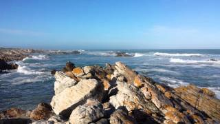 Agulhas South Africa  city photos : Cape Agulhas South Africa where the Atlantic and Indian Oceans meet