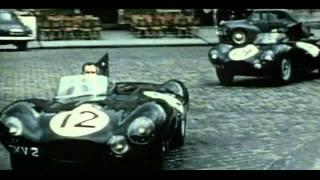 Jaguar History - XK 140&D-Type Le Mans