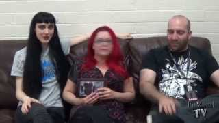 One Eyed Doll on FeMetal TV