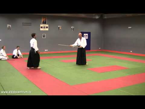 Summer Camp 2012 - Kurt Bartholet 6th dan Aikikai