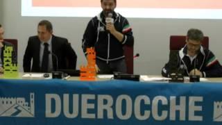 Conferenza Stampa Due Rocche