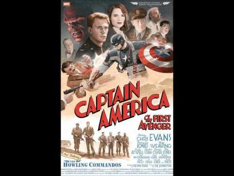 Captain America - The Star Spangled Man with a Plan w/ lyrics