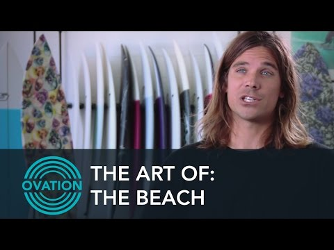 Shaping a Surfboard at a Young Age (Preview)