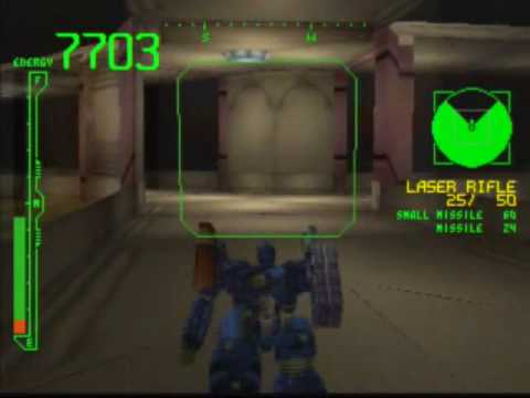 Armored Core: Master of Arena #1