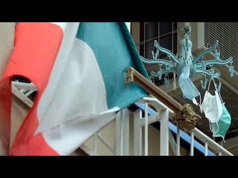 Ιταλία: 464 νεκροί – Μεγάλη μείωση των νέων κρουσμάτων