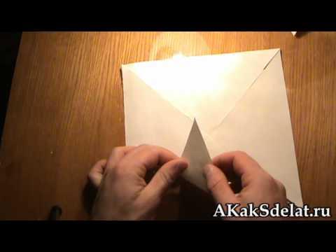 Смотреть онлайн бесплатно как сделать из бумаги