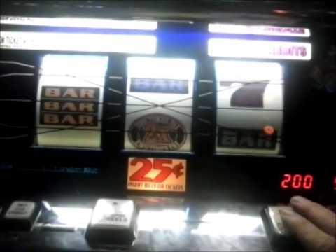 Old School Versus Newer Quarter .25 Slot Machines Over 250X