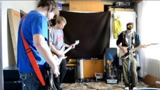 Video Tonecat - Wild, Wild East (Live band practice 17.3.2013)