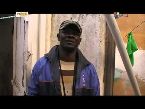 TÉLÉ24 LIVE – NEPSinfo: LES CONGOLAIS DE CAPE TOWN VICTIME D'UN INCENDIE