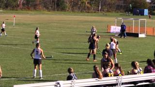 Boothbay Region High School Girls Field Hockey VS MCI