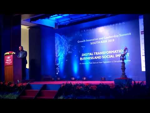 (Dr. Upendra Mahato Speech on the occasion of GIL ...10 min)