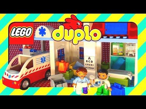 Lego Duplo Videos Klippdesign