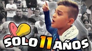 Video CON SOLO 11 AÑOS HUMILLÓ A SU RIVAL !! | Niños en Batallas de Rap MP3, 3GP, MP4, WEBM, AVI, FLV Juni 2018