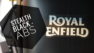 7. Royal Enfield Stealth Black ABS Walkaround Video | Classic 500 ABS