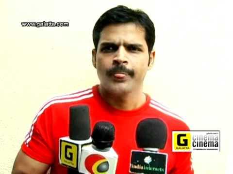 Actor Shaam Talks About Agam Puram