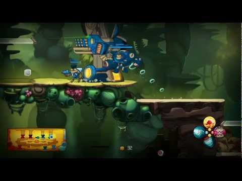 Awesomenauts — E3 Trailer