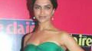 Hot Deepika Padukone In Marie Claire