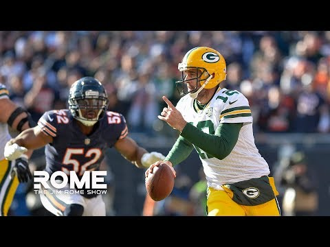 Video: Bears And Packers Open Up The 2019 NFL Season | The Jim Rome Show