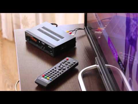 Обзор трех приставок SVEN для приема цифрового ТВ: SVEN EASY SEE-121, SEE-122 DD и SEE-149 LED