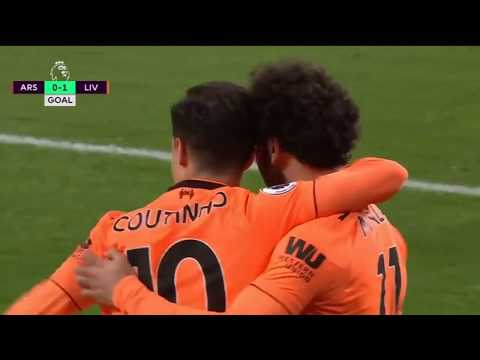 Arsenal vs Liverpool 3-3  - All Goals & Highlights - Premier League 22/12/2017