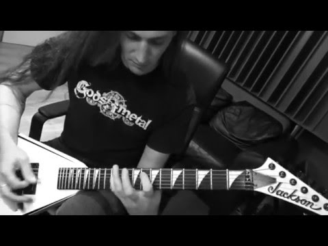 NIGHTMARE - GUITAR & BASS RECORDINGS IN PROGRESS