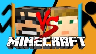 Minecraft: CRUNDEE LUCKY BLOCK CHALLENGE | Portal Gun Battle!!