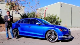 2015 Audi S3 FIRST DRIVE REVIEW