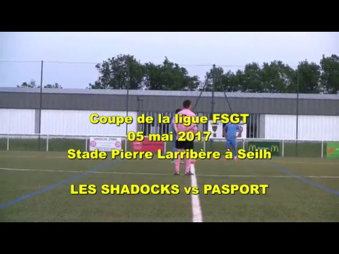 SHADOCKS / PASPORT: vidéo