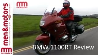 2. BMW 1100RT Review (1996)