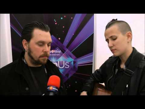 """Carl Espen (Norway 2014) sings """"Kan du ser mig nu"""""""