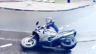 Аварии мотоциклистов  Июнь  2016