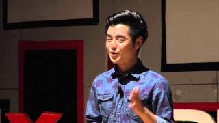 The pursuit of visions in your life(疑問から生み出されるビジョン) | Gunmoo OH(オウ・グンモ) | TEDxAPU