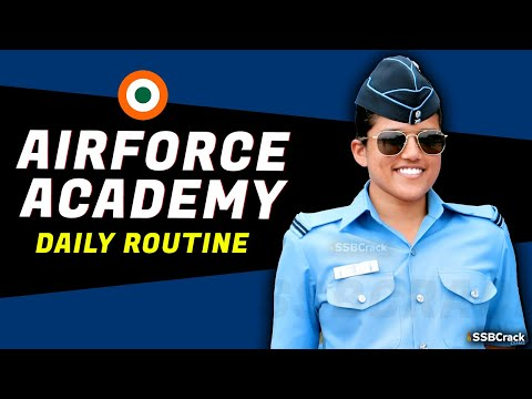 Indian Air Force Academy | Everyday routine of cadets at AFA | AFA Dundigal