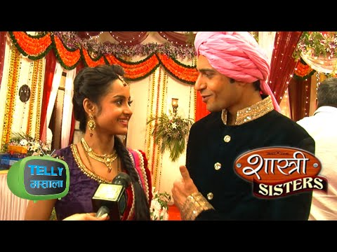 Rajat Anushka Romance Back Onscreen in Shastri Sis